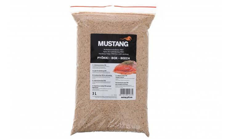 Mustang Røgsmuld Bøg