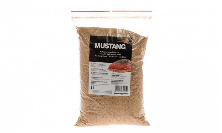 Mustang Røgsmuld Elletræ